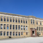 Old Wolfe County High School